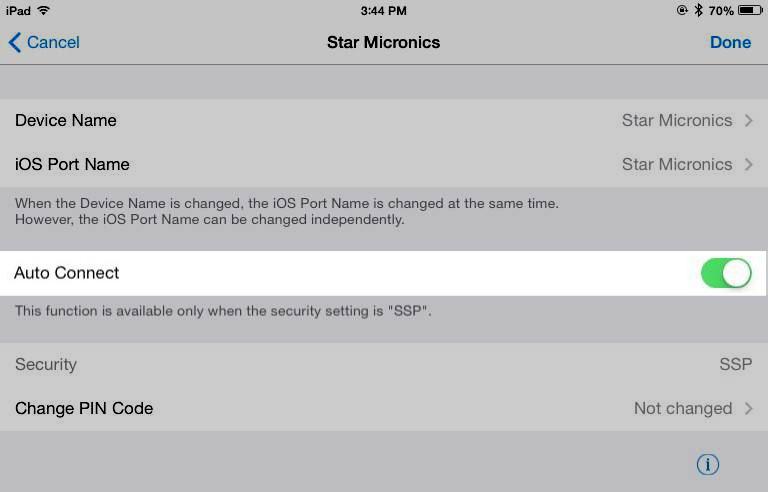 Star micronics app