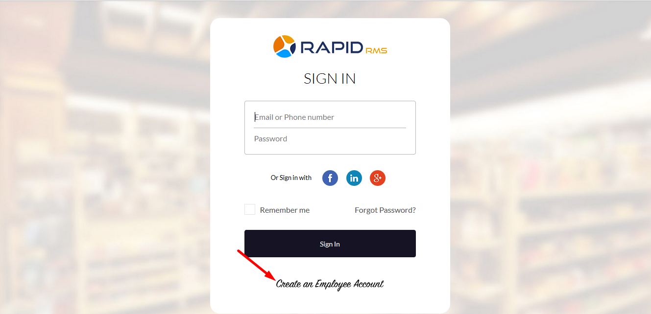 How to change password from log in page_1