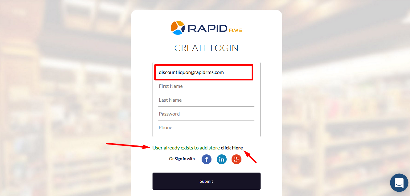 How to change password from log in page_2