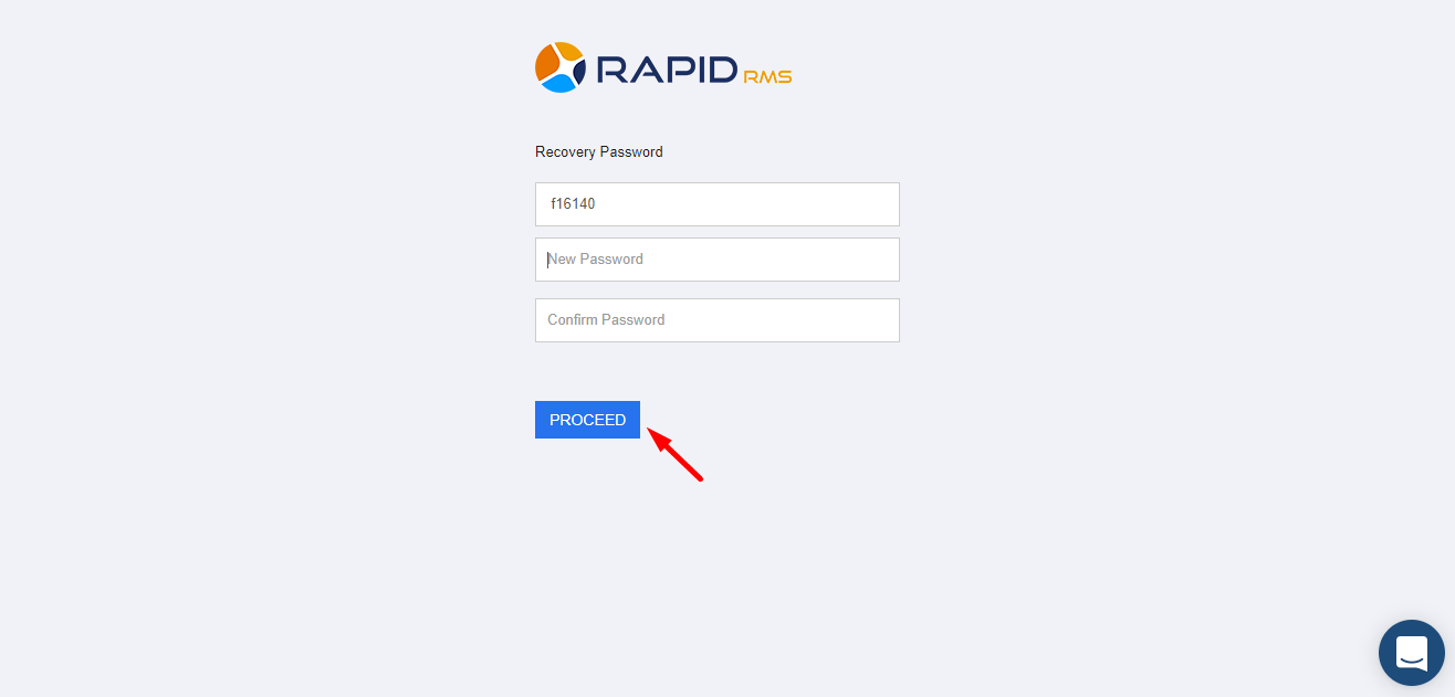 How to recover password from forgot password_4