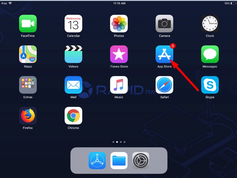 How-to-delete-and-redownload-app-3